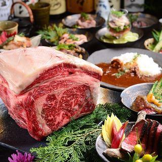 話題の業態が名古屋に上陸『くずし肉割烹』