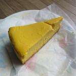 ローズベーカリー - パンプキンチーズケーキ 620円