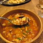 マヌエル タスカ ド ターリョ - ・ポルトガル名物 タコとトマトの雑炊