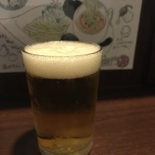 つけ担担麺 市右衛門 - ドリンク写真: