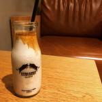 ストリーマー コーヒーカンパニー - ミルクコーヒー