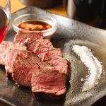 えん蔵 - 国産和牛のステーキ 九州産のブランド牛