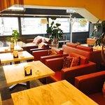 Golden child cafe - 2階席