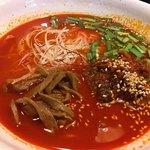 麺家 麺一献 - 醬辛らーめんヽ(・.∀・)¥850円