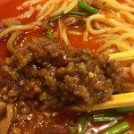 麺家 麺一献 - 肉味噌あっぷヽ( ´∀.`)b