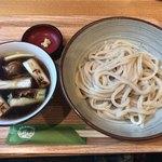 麦 kamiuma ASAHIYA - 料理写真:鴨せいろ