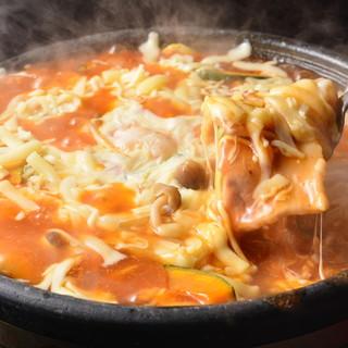 選べる炭火焼肉ランチSTART♡冬季限定チーズプデチゲも!