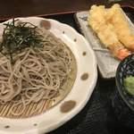 信州そば処 そば茶屋 津店 -