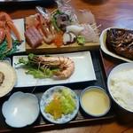 伊豆海 - 梅定食