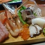 伊豆海 - お刺身