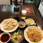 餃子工房 你好 - 【ランチメニュー】揚州チャーハン定食