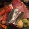 魚酎 - 料理写真:桶盛り刺身 小