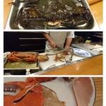 75128100 - ノコギリガザミ   蟹の雨がふってきました   \(^o^)/