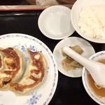 75128106 - 餃子定食
