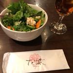 75129105 - 近江野菜サラダ
