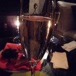 Kaion701 - シャンパンで乾杯♪