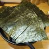 Teppenya - 料理写真:ラーメン(690円)、海苔まし(100円)、味玉(クーポン)、(見えませんが)