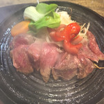 チョップスティックステーキ肉や - サーロインステーキ150g☆★★☆