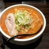 なまら - 料理写真:辛口味噌らーめん(二辛)(800円)