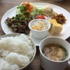 花子cafe - 料理写真:ランチプレート