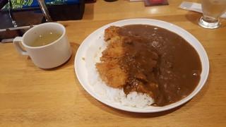 じゃんけんぽん - カツカレー 10/4