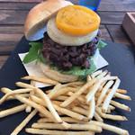 のろし - 料理写真:850バーガー