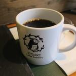 イツキ コーヒーロースタリー - 日替りドリップコーヒー(ケニア レッドマウンテン)