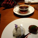baron - デザートとコーヒー