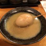 ささよし - ささよし(煮玉子)