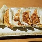 ダイニング ハルコマ - 焼き餃子