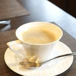 エリタージュ - ☆食後のコーヒー