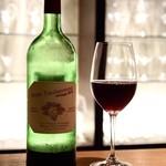 ワインバー コリエドール - ☆葡萄ジュース(赤)