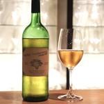 ワインバー コリエドール - ☆葡萄ジュース(白)
