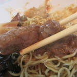 chuugokuryourisanguu - 分厚い牛肉