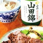 味太助 - 白鶴 特別純米・山田錦