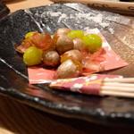 夜ノ焼魚 ちょーちょむすび - 銀杏