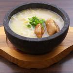 居酒屋ななこ - 鶏白湯タンメン