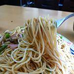 ずう - 木の子スパゲティー(大盛)900円