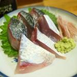 75145595 - 鯖の刺身