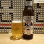 名古屋食堂 コーリーズ - 瓶ビール(小)([500円・別)