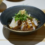 NOjiKA - 蛸土佐酢ジュレ