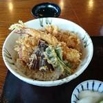 さかな料理 礁 - 料理写真:天丼