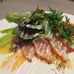 新横浜 grill&wine NYグリル - チキンカルパッチョ