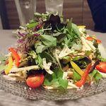 新横浜 grill&wine NYグリル - チキンコブサラダ