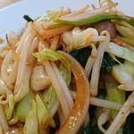 桃李 - 野菜炒め