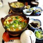 湖仙荘 - 料理写真: