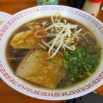 ことぶき - 料理写真:中華そば600円