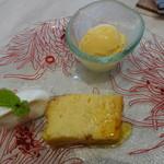 レジーナ イタリアーナ - デザート盛り合わせ