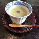 京かのこ - 料理写真:サツマイモのすりながし