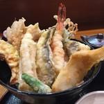 75149192 - 海鮮天丼1200円